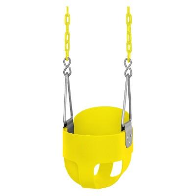Swingan Toddler and Baby Swing - Yellow
