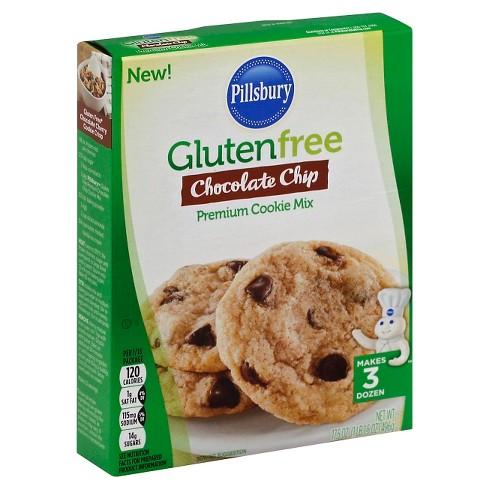 Pillsbury Gluten Free Choc Chip Cookie