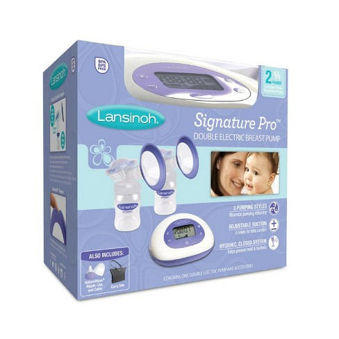03dc558563 Lansinoh Double Electric Breast Pump   Target
