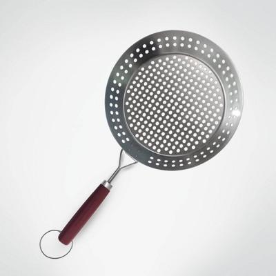 KitchenAid Grill Skillet - Silver