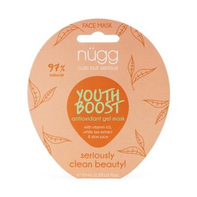 Nugg Youth Boost Antioxidant Gel Mask - 0.33 fl oz