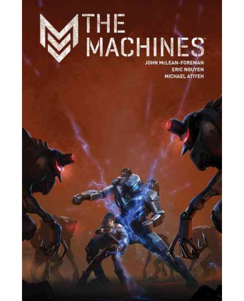 Machines (Hardcover) (John Mclean-foreman) - image 1 of 1