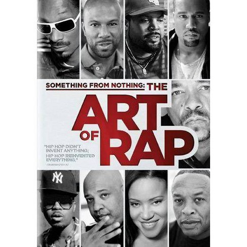 Something From Nothing: The Art of Rap (DVD) - image 1 of 1