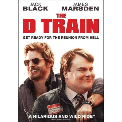 The D Train (DVD) - image 1 of 1