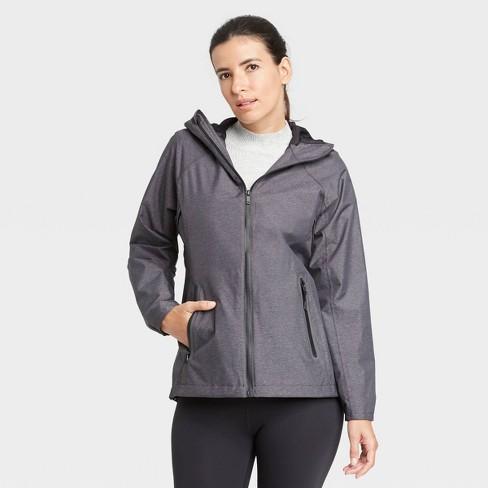 Women's Waterproof Rain Jacket - All in Motion™ - image 1 of 4