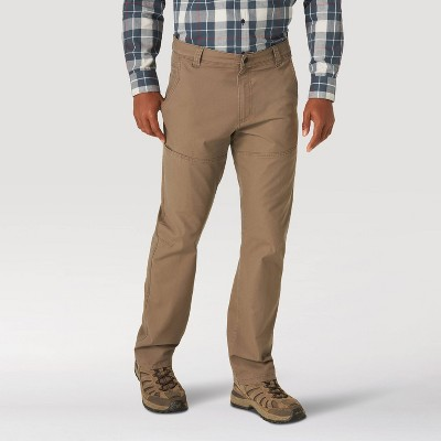 Wrangler Men's ATG Cotton Utility Pants