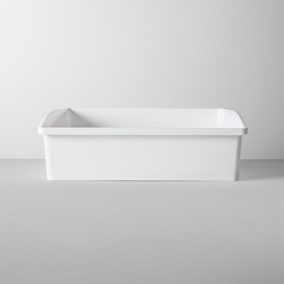 Rolling Cabinet Organizer White - Made By Design™