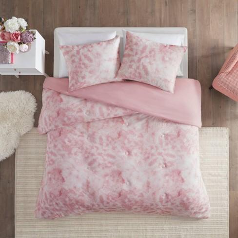 Erin Printed Jersey Knit Comforter Set - image 1 of 4