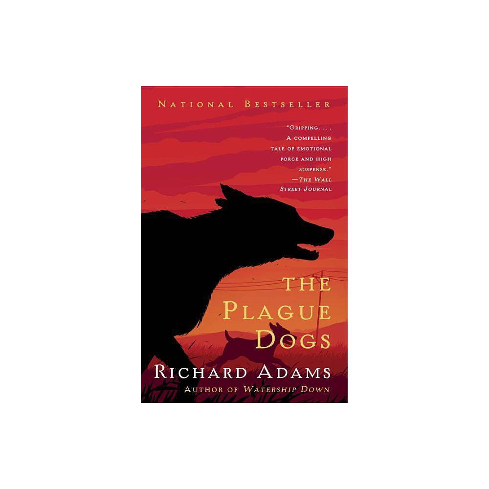 The Plague Dogs By Richard Adams Paperback