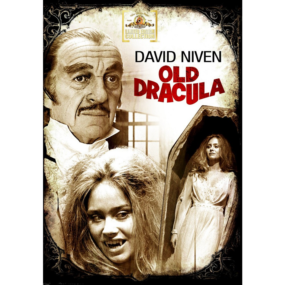 Old Dracula (Dvd), Movies
