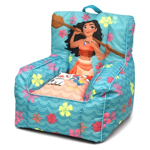 Moana Toddler Bean Bag Chair with Handle - Disney - image 1 of 2