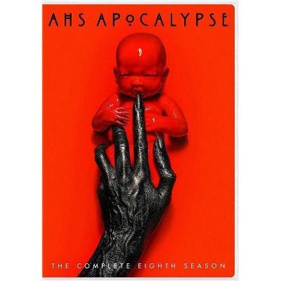 American Horror Story: Apocalypse Season 8 (DVD)