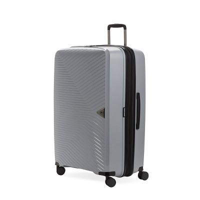 SWISSGEAR 28  Geneva Hardside Suitcase - Gray