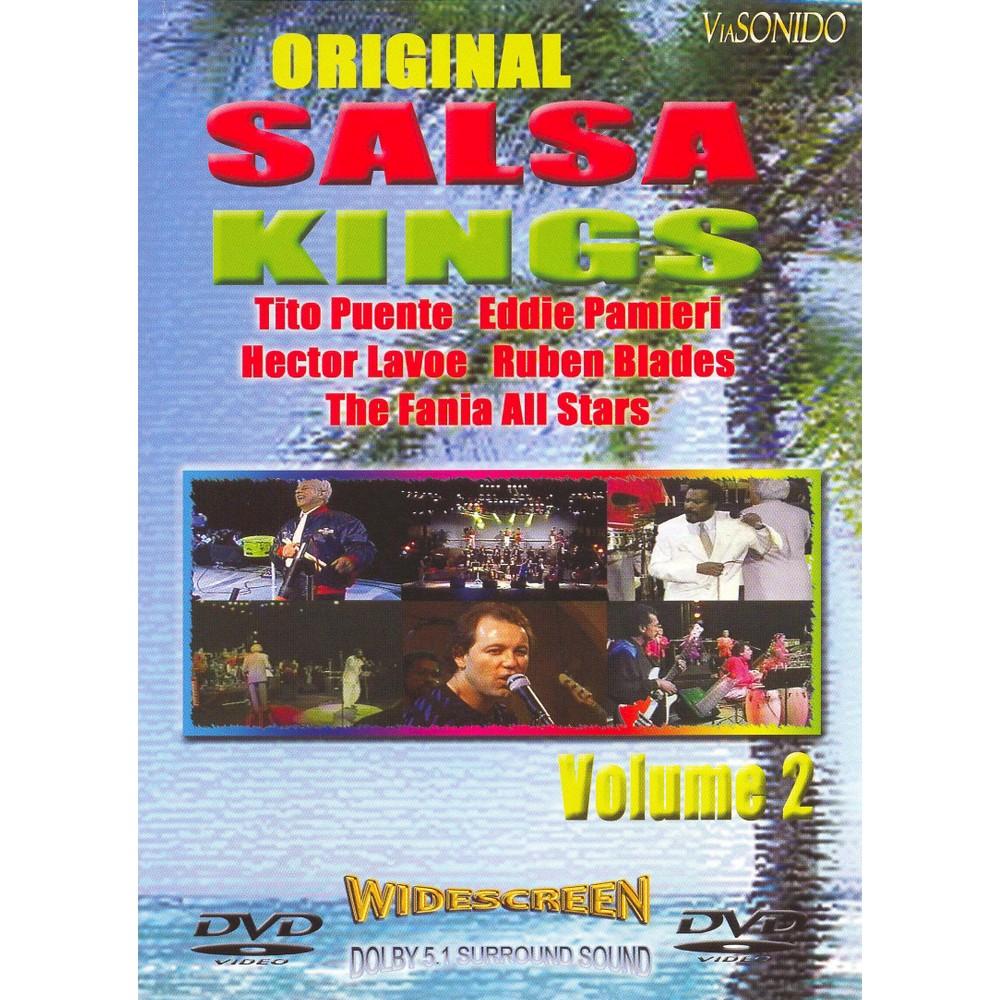 Original Salsa Kings:Vol 2 (Dvd)