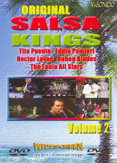 Original salsa kings:Vol 2 (DVD) - image 1 of 1