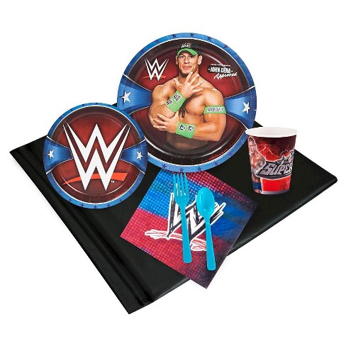 WWE Party Pack Party Kit - image 1 of 1