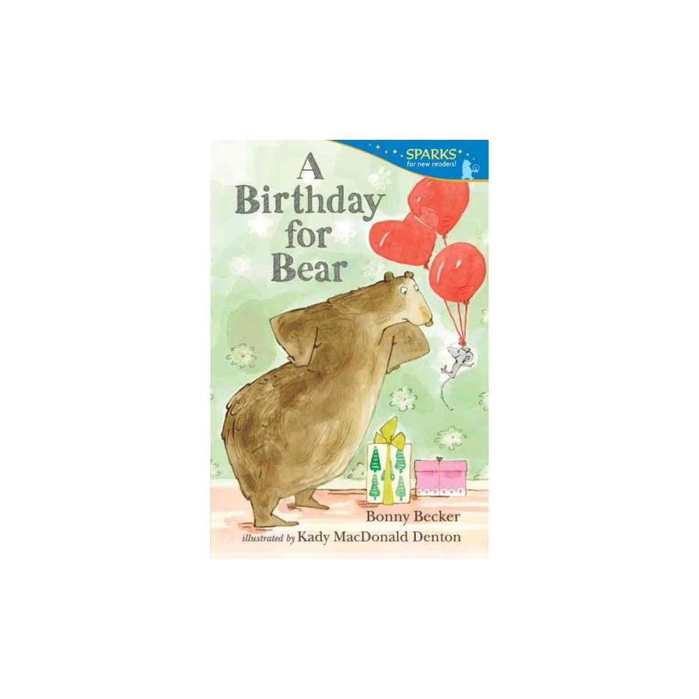 A Birthday for Bear (Reprint) (Paperback)