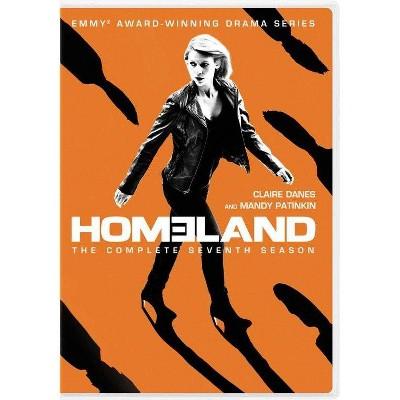 Homeland Season 7 (DVD)