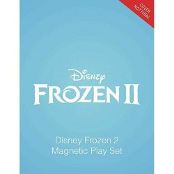 Disney Frozen 2 Magnetic Play Set - HAR/TOY (Magnetic Playset) by Marilyn Easton (Hardcover)