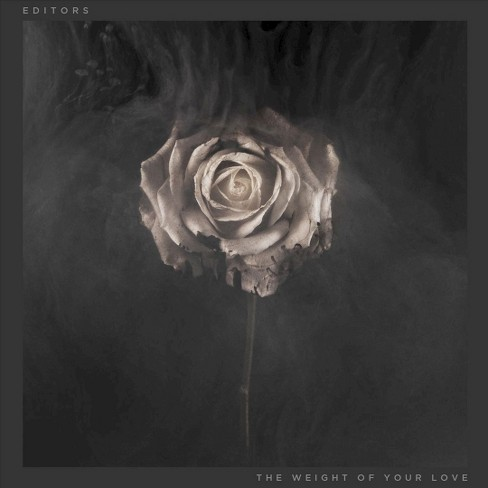 Editors - Weight of your love (CD) - image 1 of 1