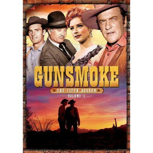 Gunsmoke: The Fifth Season, Volume 1 (DVD)