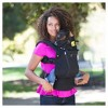 LILLEbaby Complete All Seasons Carrier - Black - image 2 of 4