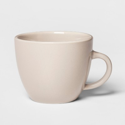 17oz Avesta Stoneware Mug Bone - Project 62™