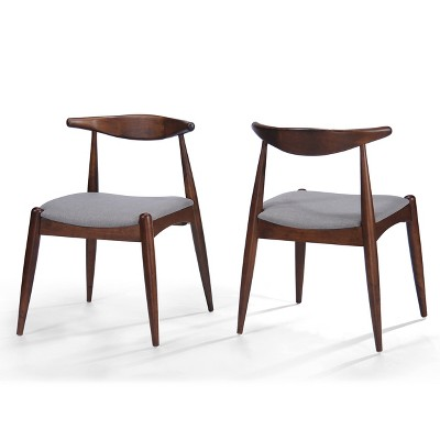 Set of 2 Francie Dining Chairs - Christopher Knight Home