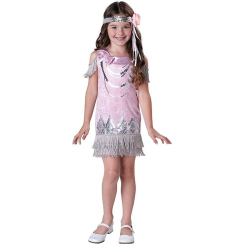 Incharacter Fancy Flapper Child Costume - image 1 of 1