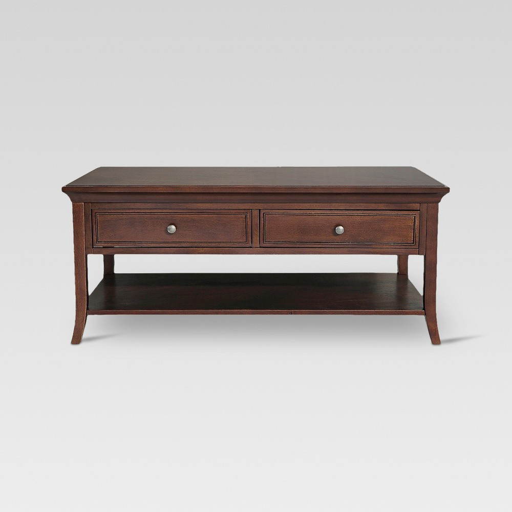 Coffee Table: Threshold Simply