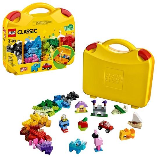 LEGO Classic Creative Suitcase 10713 image number null