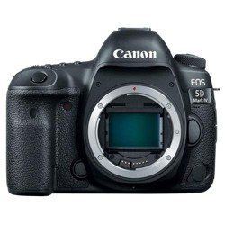 Canon EOS 5D Mark IV DSLR Body
