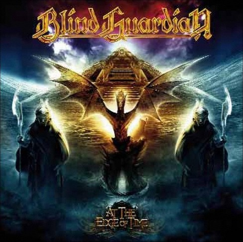 Blind guardian - At the edge of time (CD) - image 1 of 1