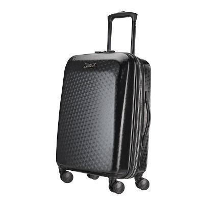 American Tourister 20'' Moonlight Plus Hardside Spinner Suitcase - Black