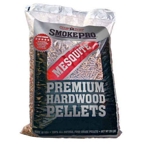 Camp Chef Premium Hardwood Pellets - Mesquite - image 1 of 1
