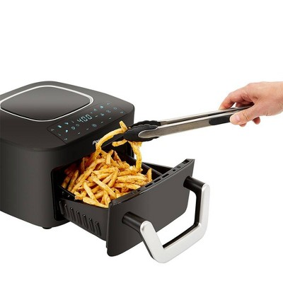 PowerXL 5qt Slimline Air Fryer - Black