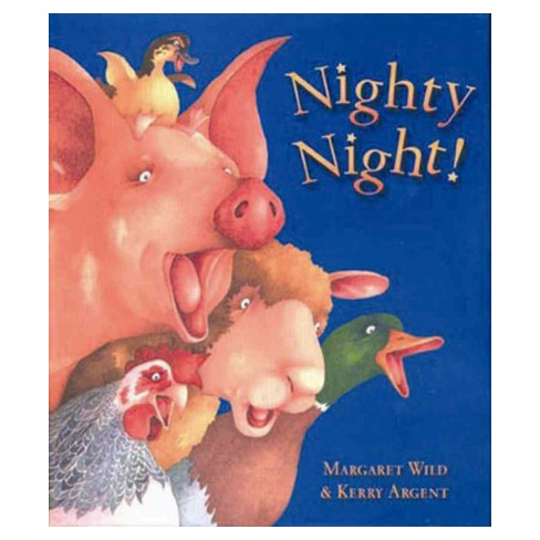 Nighty Night! (Reprint) (Paperback)   Target 2fe2cd03a