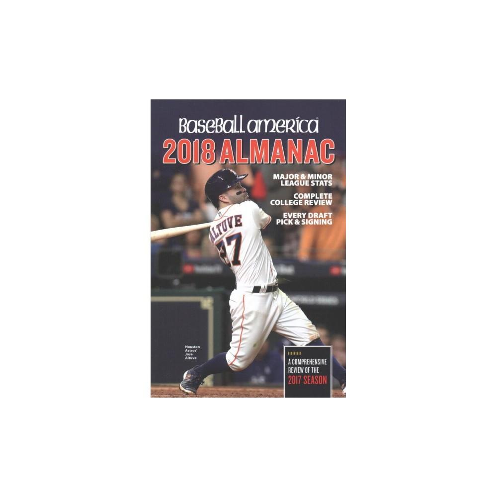 Baseball America Almanac 2018 - (Baseball America Almanac) (Paperback)