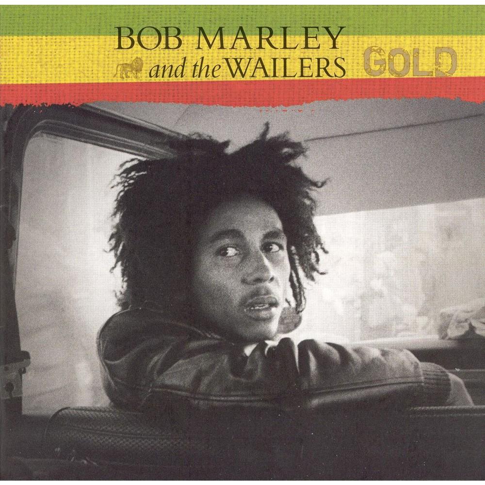 Bob Marley The Wailers Gold Cd