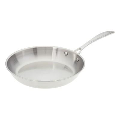 American Kitchen Cookware Premium Stainless Steel 10 Inch Skillet