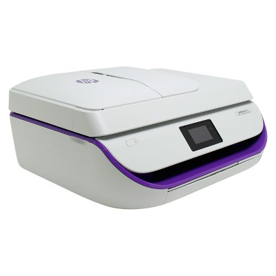HP OfficeJet 4650 Wireless All-in-One Photo Printer with Mobile Printing - Purple (Pre-Owned/Certified - No Ink Included)