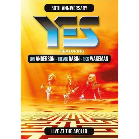 Yes: Live at the Apollo (DVD) - image 1 of 1