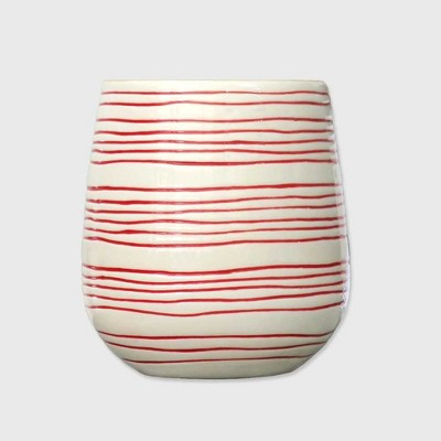 6  Red Lined Planter - Opalhouse™