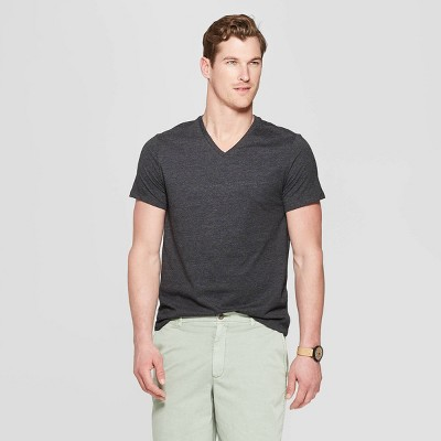 3e14e93fde66 Men s Standard Fit Short Sleeve Lyndale V-Neck T-Shirt - Goodfellow   Co