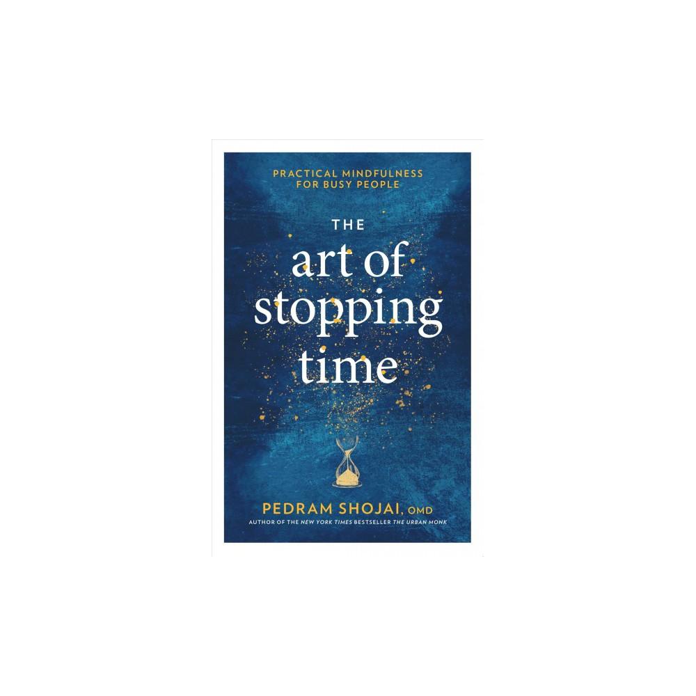 Art of Stopping Time - by Pedram Shojai (Hardcover)