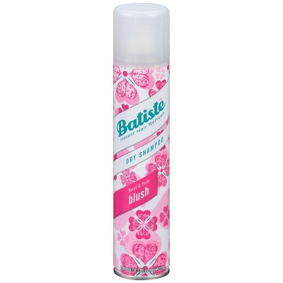 Dry Shampoo: Batiste Floral & Flirty Blush