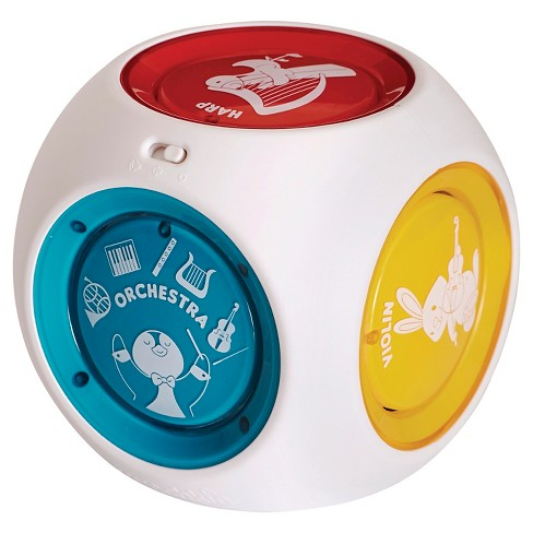 Munchkin Mozart Magic® Cube with Musical Sounds - image 1 of 6