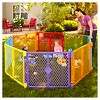 Toddleroo By North States Superyard Colorplay 8 Panel Freestanding Gate - image 3 of 3