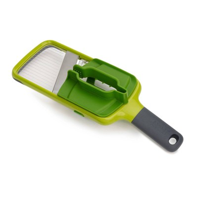 Joseph Joseph Multi-Grip Mandoline with Precision Food Grip - Green