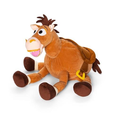 Toy Story Bullseye Floor Cushion Brown - image 1 of 1